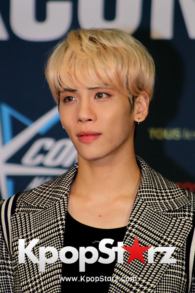 SHINee On Kcon LA Red Carpet - July, 30th 2016 [PHOTOS] key=>3 count55