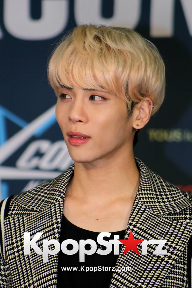 SHINee On Kcon LA Red Carpet - July, 30th 2016 [PHOTOS] key=>40 count55