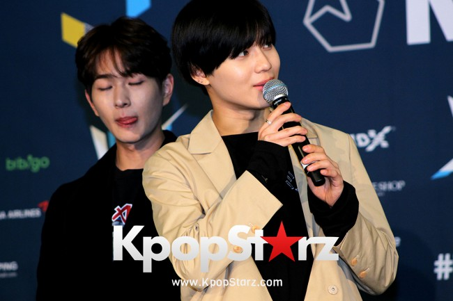 SHINee On Kcon LA Red Carpet - July, 30th 2016 [PHOTOS] key=>46 count55