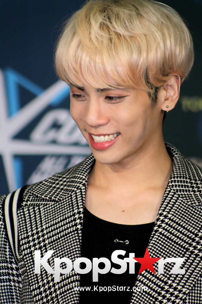 SHINee On Kcon LA Red Carpet - July, 30th 2016 [PHOTOS] key=>49 count55