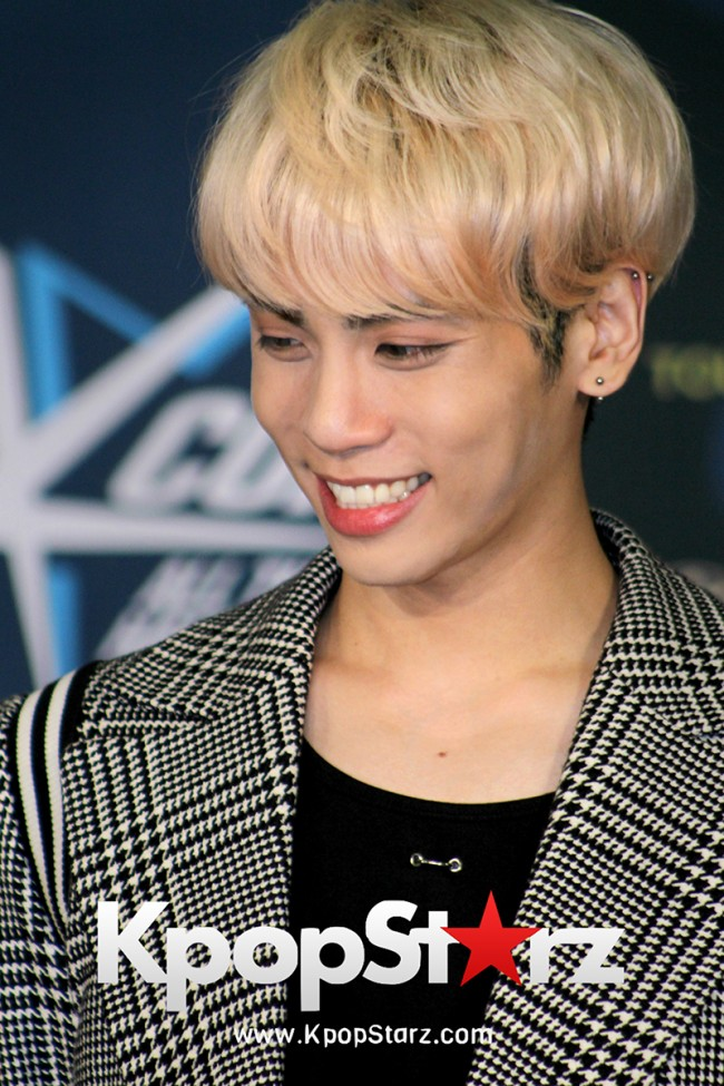SHINee On Kcon LA Red Carpet - July, 30th 2016 [PHOTOS] key=>52 count55