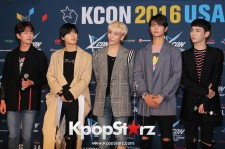 SHINee At Kcon LA 2016 Presented by Toyota