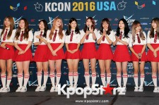 IOI On Kcon LA Red Carpet - July, 30th 2016 [PHOTOS]