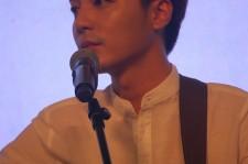 Roy Kim promo tour in Malaysia 2016