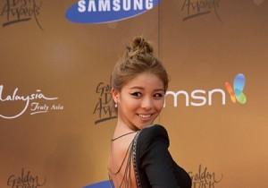 Kpop Golden Disk Awards Red Carpet: Ailee