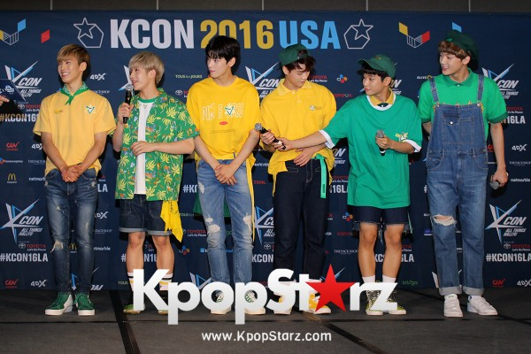 ASTRO On Kcon LA Red Carpet - July, 31st 2016 [PHOTOS]key=>12 count20