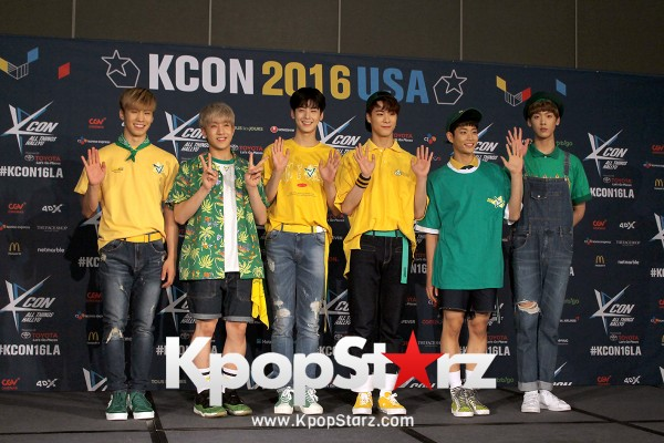 ASTRO On Kcon LA Red Carpet - July, 31st 2016 [PHOTOS]key=>14 count20