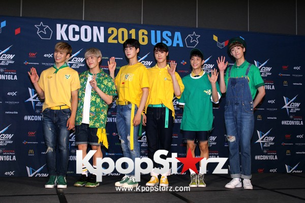 ASTRO On Kcon LA Red Carpet - July, 31st 2016 [PHOTOS]key=>16 count20