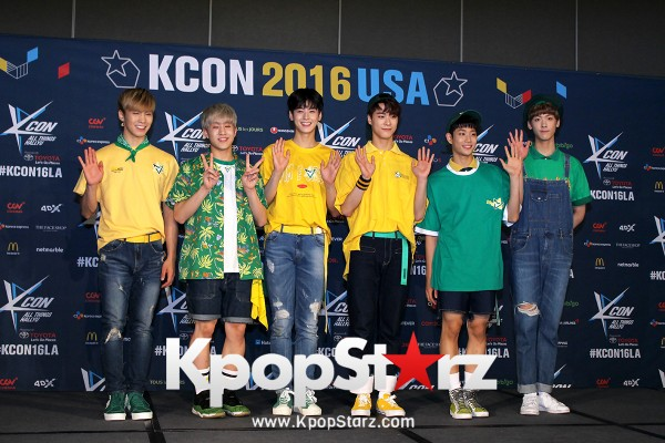 ASTRO On Kcon LA Red Carpet - July, 31st 2016 [PHOTOS]key=>18 count20