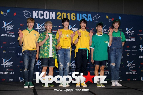 ASTRO On Kcon LA Red Carpet - July, 31st 2016 [PHOTOS]key=>19 count20