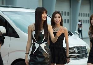 Kpop Golden Disk Awards Red Carpet: Miss A