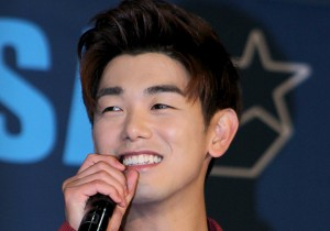 Eric Nam On Kcon LA Red Carpet - July, 31st 2016 [PHOTOS]