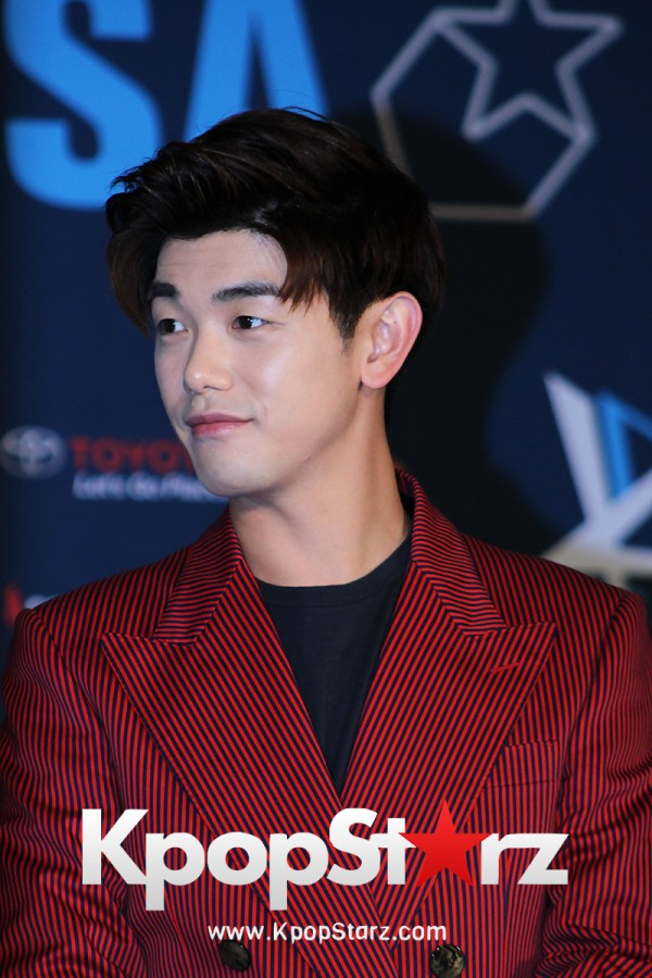 Eric Nam On Kcon LA Red Carpet - July, 31st 2016 [PHOTOS] key=>3 count14