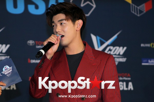 Eric Nam On Kcon LA Red Carpet - July, 31st 2016 [PHOTOS] key=>7 count14