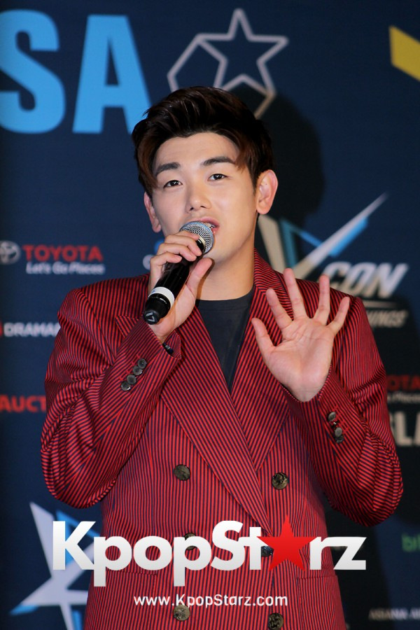 Eric Nam On Kcon LA Red Carpet - July, 31st 2016 [PHOTOS] key=>8 count14