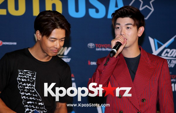 Eric Nam On Kcon LA Red Carpet - July, 31st 2016 [PHOTOS] key=>9 count14