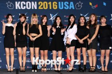 TWICE On Kcon LA Red Carpet - July, 31st 2016 [PHOTOS]