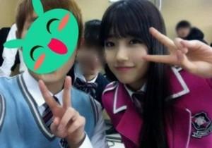 suzy school uniform