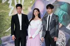 KBS Drama 'Moonlight Drawn By Clouds' Press Conference In Seoul