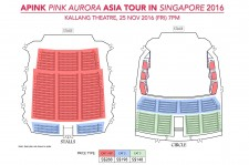 Apink To Return To Singapore For Apink Pink Aurora Asia Tour In Singapore This November