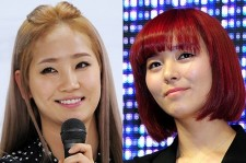 yeeun congratulates sunye in tears
