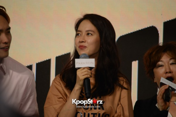Song Ji Hyo at SHOOPEN grand opening in Malaysiakey=>4 count33