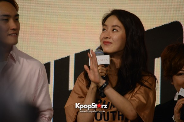 Song Ji Hyo at SHOOPEN grand opening in Malaysiakey=>5 count33