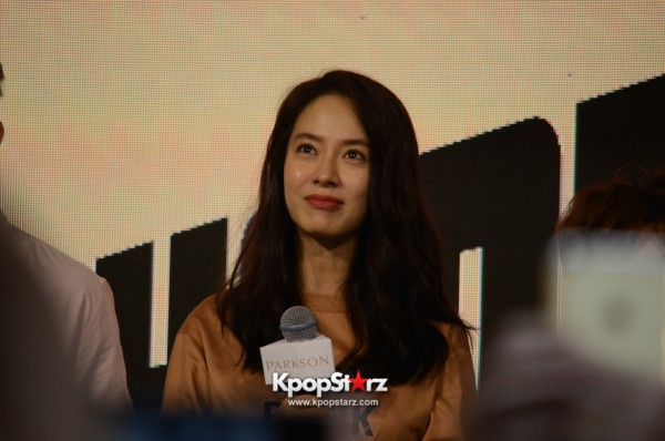 Song Ji Hyo at SHOOPEN grand opening in Malaysiakey=>6 count33