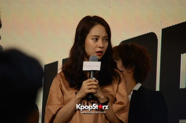 Song Ji Hyo at SHOOPEN grand opening in Malaysiakey=>10 count33