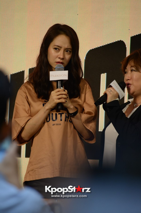 Song Ji Hyo at SHOOPEN grand opening in Malaysiakey=>16 count33