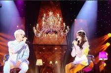 Wooshin and Jeon Somi SBS MTV The Show