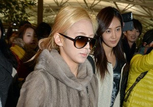 Airport Fashion: Girls' Generation' Leaving for Golden Disk Awards in Kuala Lumpur, Malaysia