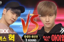 VIXX and MONSTA X battled each other on 'Overwatch'