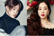 After meeting through a mutual friend last year, it was reported that WINNER's Nam Tae Hyun (22) and actress Jung Ryeo Won (35) have been dating for a year now.