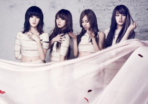 Miss A Release Comeback Photo
