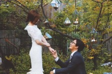 Bae Yong Joon Park Soo Jin Wedding