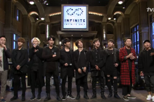 Infinite on SNL Korea