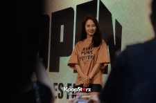 Song Ji Hyo at Shoopen Grand opening in Malaysia