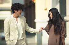 Lee Min Ho and Jun Ji Hyun in 'Legend Of The Blue Sea' trrailer