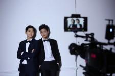 Park Bo Gum and Song Joong Ki