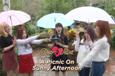 Red Velvet's 'Picnic On A Sunny Afternoon' Variety Show Trailer
