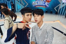 Henry Lau and Jackson Wang