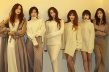 T-ara 'Ti Amo' teaser photo