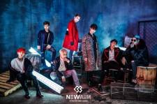 BTOB Group teaser photo for 'New Men'