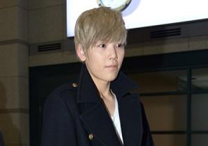 Airport Fashion: 'B.A.P' Returns to Korea Concluding Golden Disk Awards