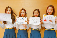 April with four members