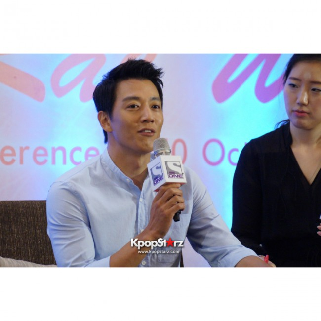Kim Rae Won meets fans in Malaysiakey=>1 count28