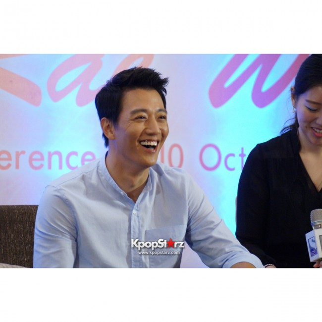 Kim Rae Won meets fans in Malaysiakey=>6 count28
