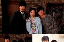 So Ji Sub, Yoo Seung Ho, Park Shin Hye Friendly Group Photo 'Perfect Visual!