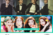 Groups That Have All Known Members – Girl's Day, Mamamoo, SHINee